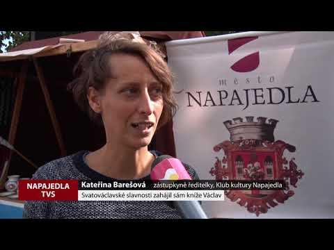TVS: Napajedla - Svatováclavské slavnosti