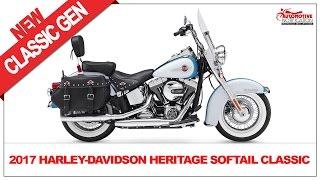 4. 2017 Harley Davidson Heritage Softail Classic Price & Spec