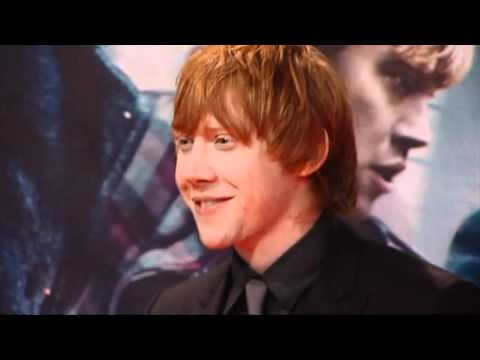 Rupert Grint Admits Ron has taken over his life...