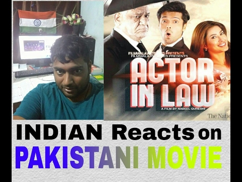 Download Indian Reacts on Pakistani Movie Trailer Actor In Law HD Mp4 3GP Video and MP3