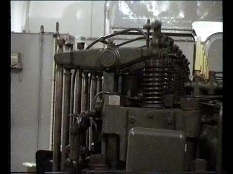 Hitler's Generator on Kehlstein Running