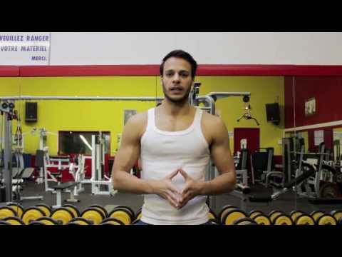 comment augmenter ses biceps