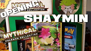Opening a Pokemon TCG Shaymin Mythical Pokemon Collection Box- Generations is AWESOME! by Flammable Lizard