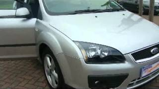2007 Ford Focus Zetec Climate 1.6 Hatchback For Sale In Hampshire