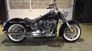 8. 2018 Harley-Davidson FLDE Softail Deluxe
