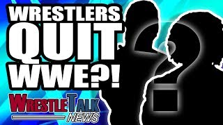 CM Punk Update! HUGE AEW Announcement! WWE NXT Wrestlers QUIT?! | WrestleTalk News Mar. 2019