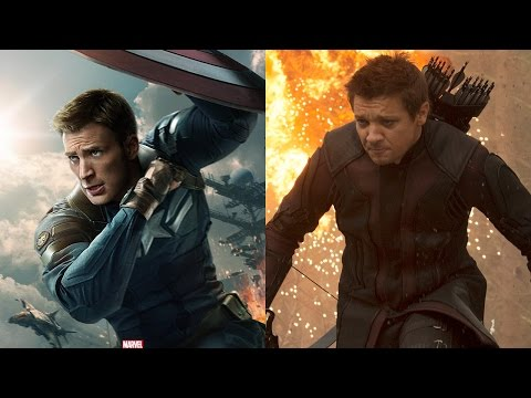 3. - Captain America 3 To Include Hawkeye & More! Subscribe Now! ▻ http://bit.ly/SubClevverMovies Move over Black Widow, it looks like another SHIELD Agent is getting their chance to shine in...