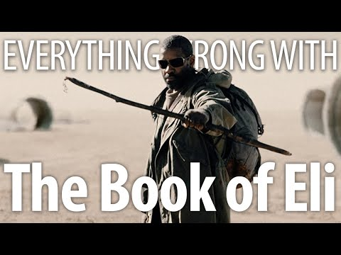 Everything Wrong With The Book of Eli In 13 Minutes Or Less