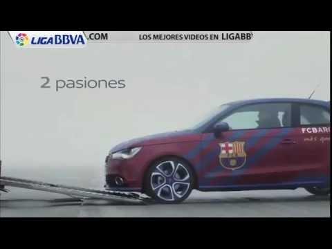 تحدي درفت بين برشلونة وريال مدريد - Barcelona and Real Madrid Drifting