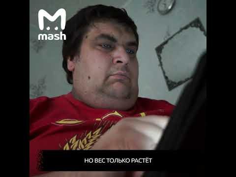 В Усть-Илимске мужчина набрал 40 кг за месяц