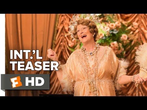 Florence Foster Jenkins Official International Teaser Trailer #1 (2016) - Meryl Streep Movie HD