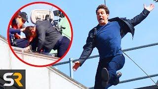 Video 8 Crazy Mission: Impossible Stunts Tom Cruise Did HIMSELF MP3, 3GP, MP4, WEBM, AVI, FLV Agustus 2018