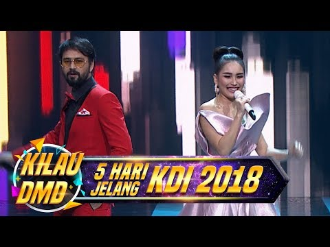 ASYIK DIGOYANG! Ayu Ting Ting Feat Ivan Gunawan [MEMANDANGMU] - Kilau DMD (11/7)