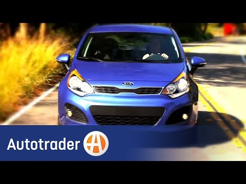 2013 Kia Rio – Hatchback | 5 Reasons to Buy | AutoTrader.com