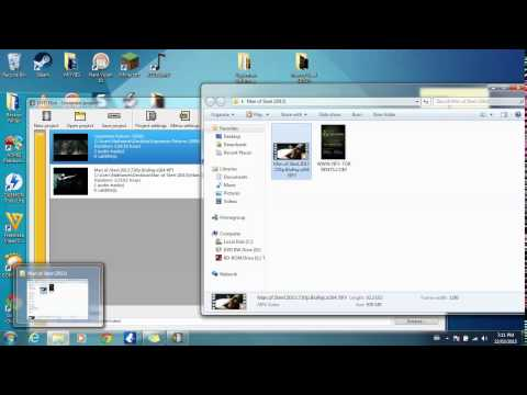 How to burn a MP4 file on to a disk