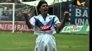 Hugo Sanchez und sein Traumtor gegen Pachuca