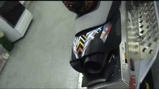 10. Auto Trim DESIGN Rockstar Energy Drink Promotional Graphic Kit - 2008 Yamaha FX Nytro Snowmobile