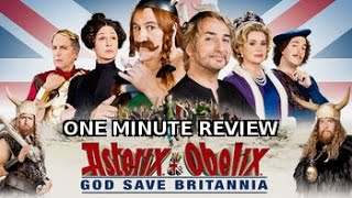 Nonton Asterix And Obelix  God Save Britannia   One Minute Review Film Subtitle Indonesia Streaming Movie Download