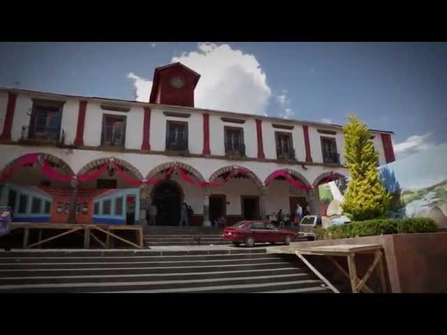Validación de sitios a conectar en Tlalpujahua Michoacán