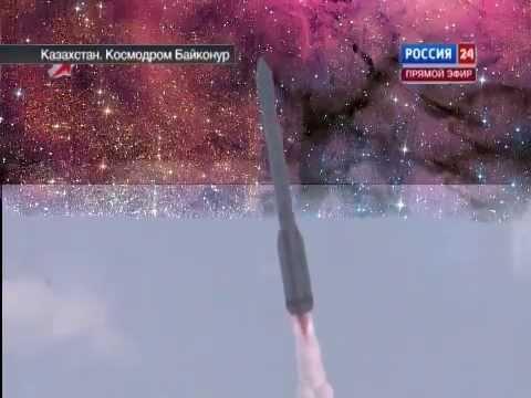 Успешный запуск Протон-М 02.07.2013