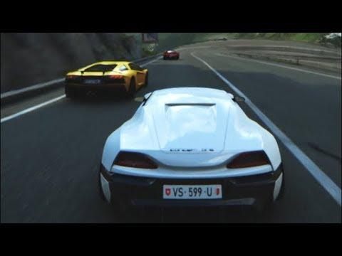 The Grand Tour Game - EP2 Hammond Crash Scene in GAME...