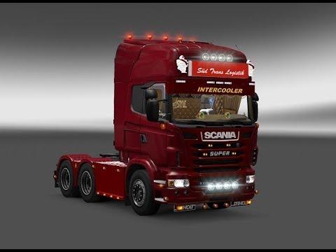 Scania R2009