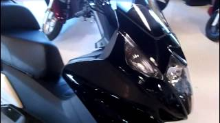 8. New Honda Silverwing Touring Scooter