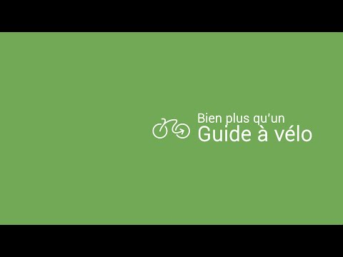 Video of Geovelo Paris