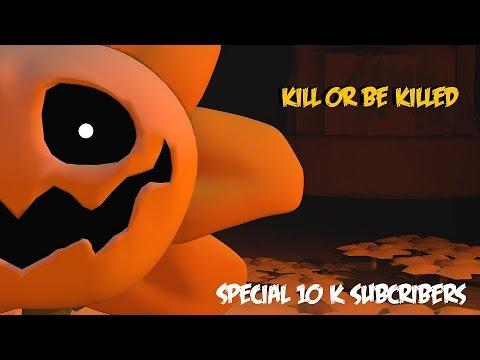 [Undertale SFM] Kill or Be Killed short special 10 K subcribers