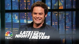 Video Bill Hader's Impression That Never Made SNL - Late Night with Seth Meyers MP3, 3GP, MP4, WEBM, AVI, FLV Maret 2018