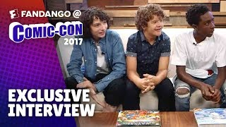 FRIDAY 7/223PM - Fandango Live Show - Trailer Reactions, Interviews, and Comic-Con RecapsStranger Things, Blade Runner, Atomic Blonde + More!Comic-Con 2017 is the ultimate geek-topia for movie lovers, and Fandango is your VIP pass. We're bringing you exclusive interviews with the hottest stars and all the upcoming movies news. Set a reminder by clicking the bell so you don't miss the fun July 20th - 22rd.Thursday 7/20, starting at 5pm PST Friday 7/21, starting at 3pm PSTSaturday 7/22, starting at 3pm PST