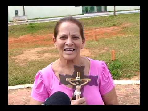 Católicos em Abaeté mantém tradição de rezar ao pé da cruz pedindo chuvas