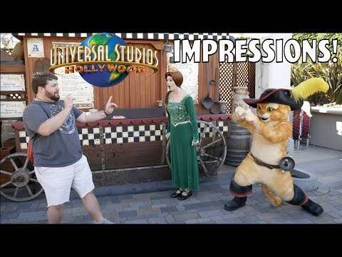 Fiona Thought I was a Sorcerer! - Universal Impressions