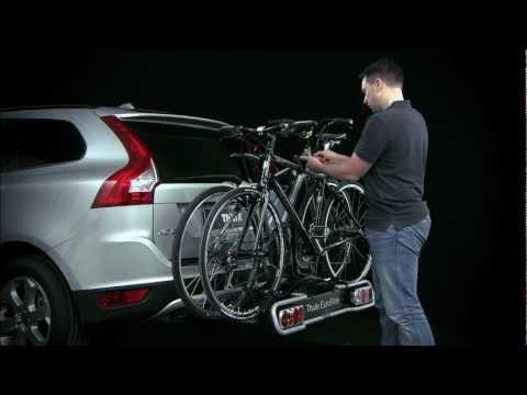 Uradna predstavitev in priklop THULE EURORIDE 940 nosilca za kolesa