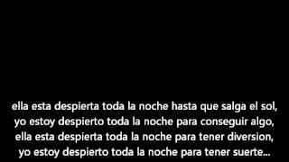 Daft punk - Get lucky (subtitulos, subtitulada, subtitulado español)