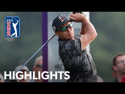 Rickie Fowler shoots 7-under 64  Round 1  3M Open  2021
