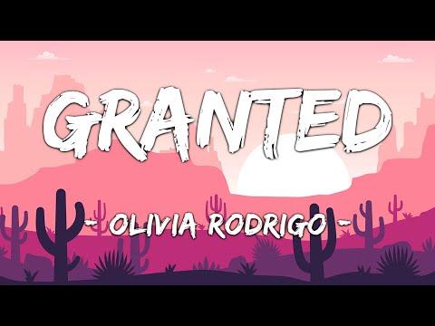 [1 HOUR LOOP] Granted - Olivia Rodrigo (HSMTMTS | High School Musical) (Lyrics)