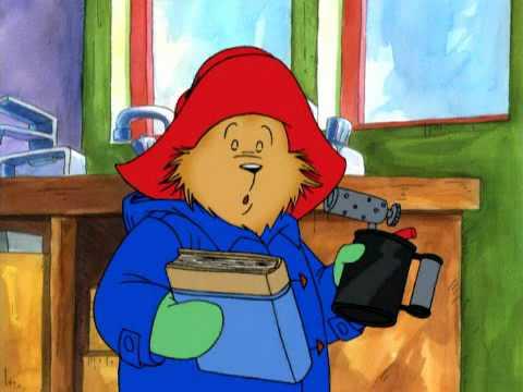 The Adventures of Paddington Bear - Paddington and the Cold Snap