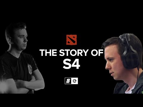 The Story of S4: The Strategist (Dota 2)