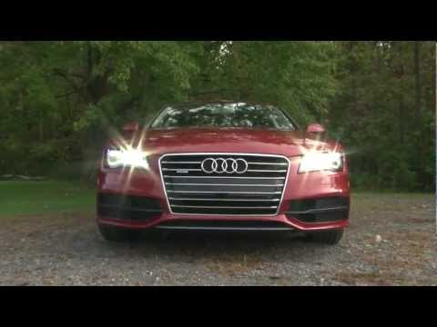 2012 Audi A7 – Drive Time Review with Steve Hammes