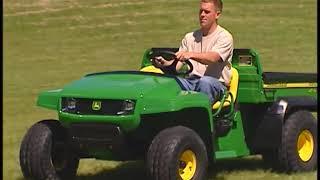 9. John Deere Traditional Gator Utility Vehicle Safety Video (English)