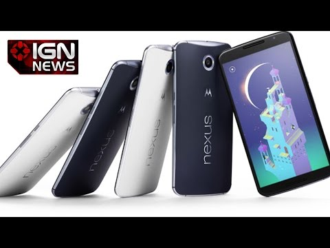 This is Google and Motorola's Nexus 6 - IGN News