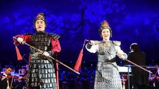 Chinese opera embarks on Silk Road tour