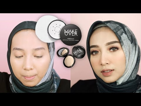 MAKE OVER POWERSTAY FIRST IMPRESSION!!!! || SEBAGUS ITUKAH?!!!!