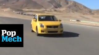 Nissan Sentra SE-R Spec V: Test Drive