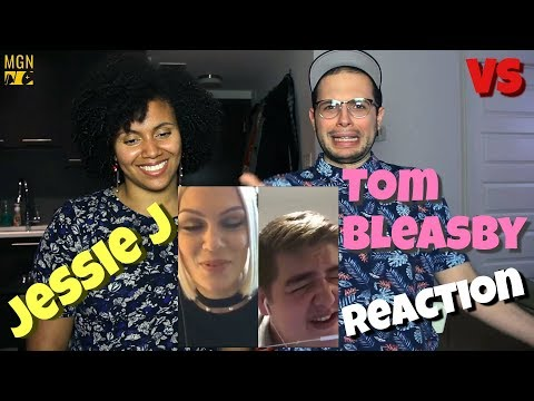 Flashlight  - Jessie J (Feat Tom Bleasby) | VS | REACTION