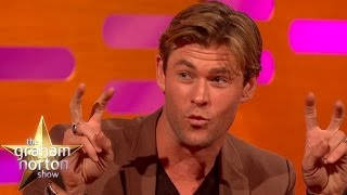 Chris Hemsworth Talks About Going To Prison - The Graham Norton Show