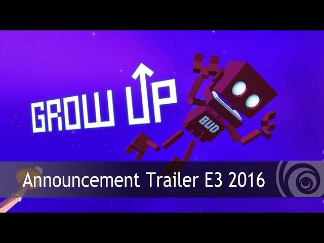 Видео к игре Grow Up