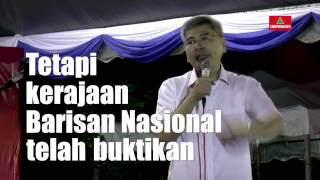 GERAKAN: Satu Hati - Gerakan With The People (E)