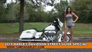 7. 2014 Harley Davidson FLHXS Street Glide Special Motorcycles for sale *